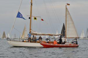 Auftakt zur Ærø Rund Regatta mit neuer Rekordbeteiligung