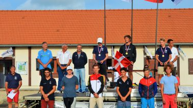 Johann bester Deutscher bei der Jugend Europameisterschaft in Frankreich: Platz 6!