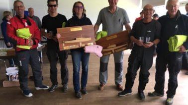 SVK Crew holt den 2. Platz bei den 16er Jollenkreuzern auf der NRW-Landesmeisterschaft